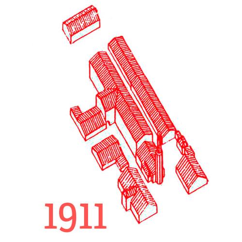 bastian bygning 1911