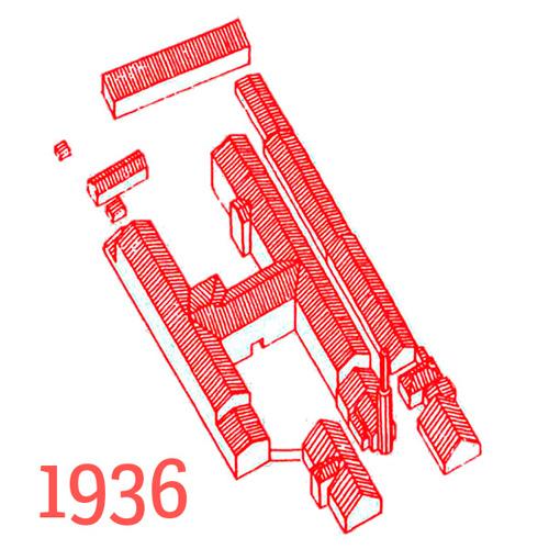 bastian bygning 1936