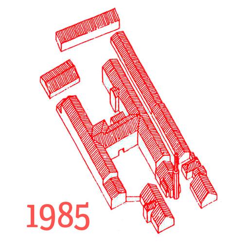 bastian bygning 1985